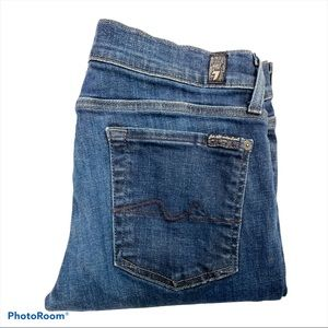 Women's 7 For All Mankind Gwenevere size 30 Jeans